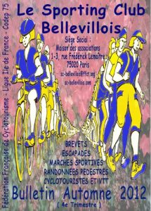 Bulletin automne 2012