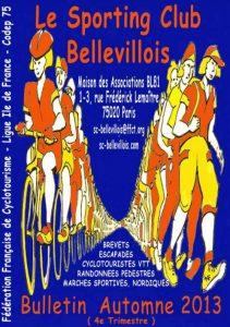 Bulletin automne 2013