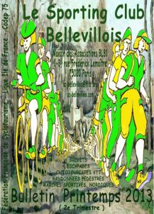 Bulletin printemps 2013
