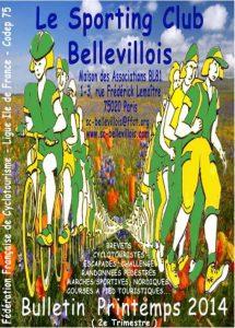 Bulletin printemps 2014