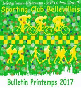 Bulletin printemps 2017