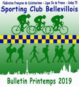 Bulletin printemps 2019