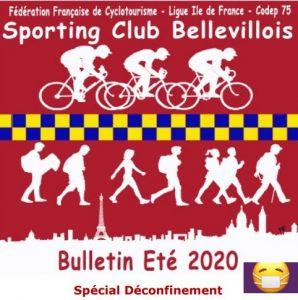 Bulletin été 2020 spécial Déconfinement - page à page