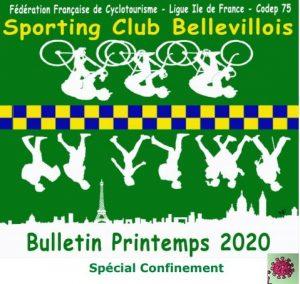 Bulletin printemps 2020 spécial confinement - page à page